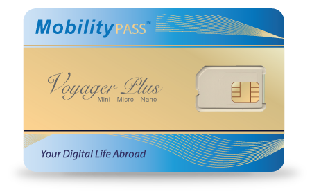 MobilityPass International travel SIM card for Kuwait | Stay